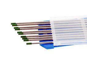 Tig electrode green 3,2 x 175 mm