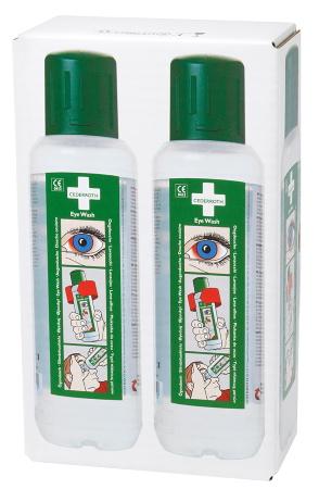 Eyewash bottle 500 ml