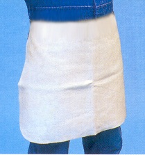 Waist apron 7113 grain leather
