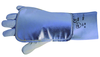 Hand protector, glassfibre