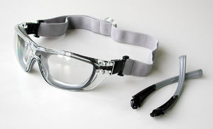 Safety glasses UV-2068 clear