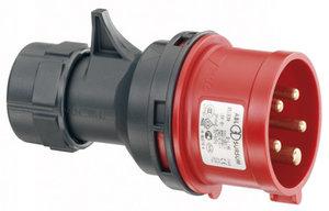 CEE plug 16A 416-6